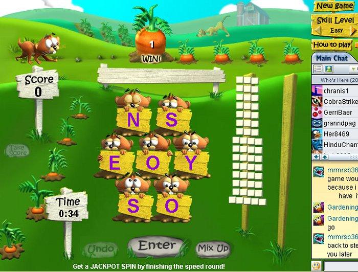 pogo free games word whomp